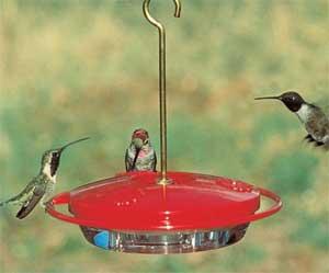 Aspects humzinger hummingbird feeder model 153